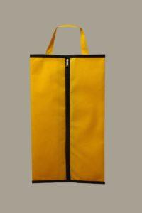 Промо сумка желтая