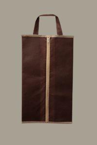 Промо сумка коричневая